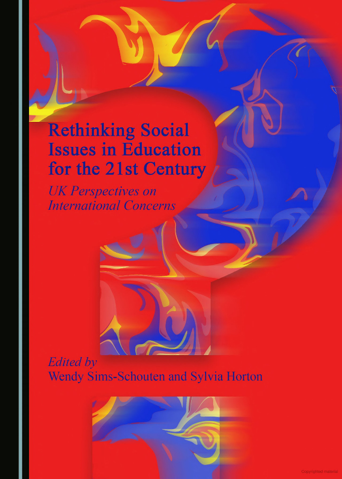 Book titled Rethinking Social Issues in Education for the 21st Century