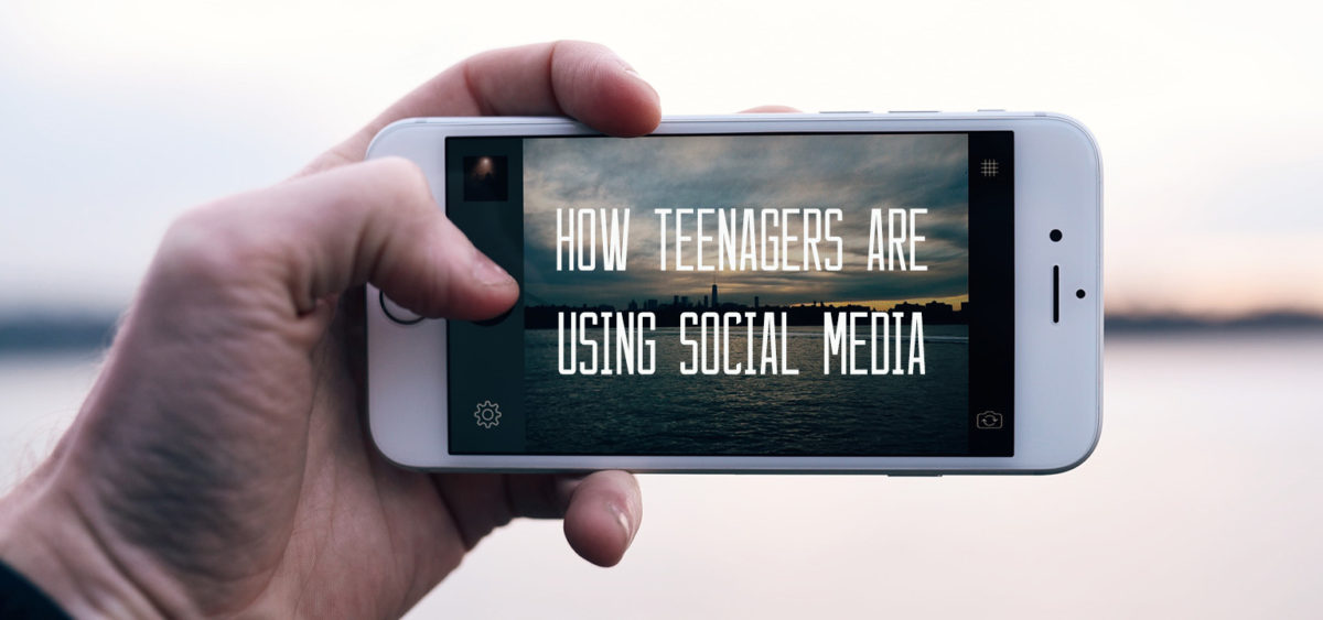 Can social media be used as a tool to help improve wellbeing in young people?