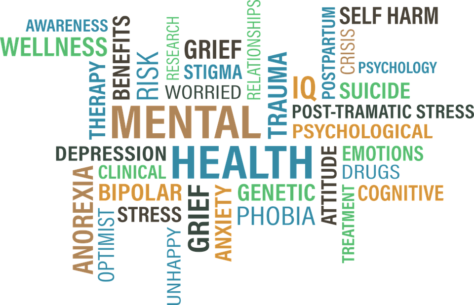 Mental Health Awareness Event – May 17th 2018
