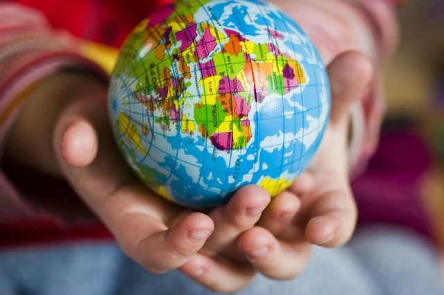 Displaced Children in a Global Context